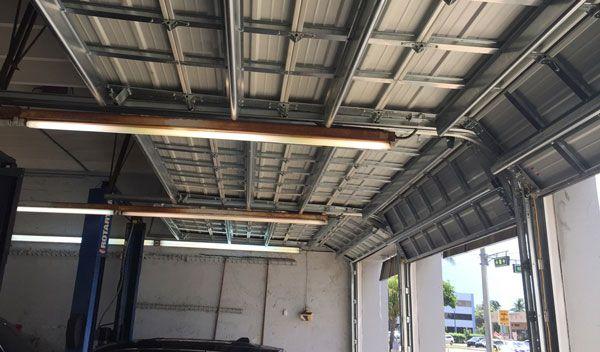 GENERAL SERVICE<br /> Commercial Garage Door
