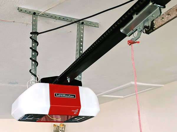 3/4 HP AC Chain Drive Wi-Fi Garage Door Opener